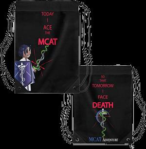 MCAT Adventure: Test Day Ace the MCAT Bag